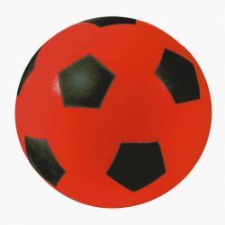 Androni Soft míč - průměr 20 cm, červený