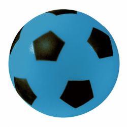 Androni Soft míč - průměr 20 cm, modrý