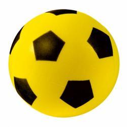 Androni Soft míč - průměr 20 cm, žlutý