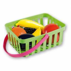 Androni Nákupní košík s ovocem - 6 kusů
