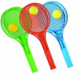 Androni Súprava na lenivý tenis (soft tenis) – junior, farebná