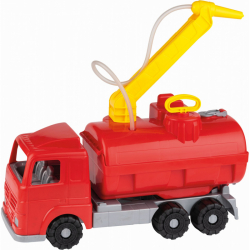 Androni Millennium hasičký vůz s funkční stříkačkou - délka 51 cm