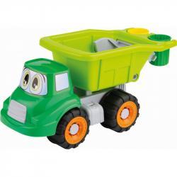 Samochód Androni z koszami na śmieci - 32 cm
