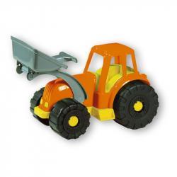Androni Traktorový nakladač Power Worker - oranžový