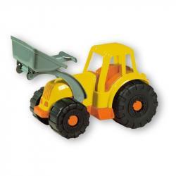 Androni Traktorový nakladač Power Worker - žltý