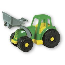 Androni Traktorový nakladač Power Worker - zelený