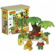Androni Unico Safari ostrov 18 dílků