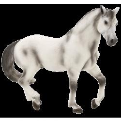 Animal Planet Andaluský hřebec šedý