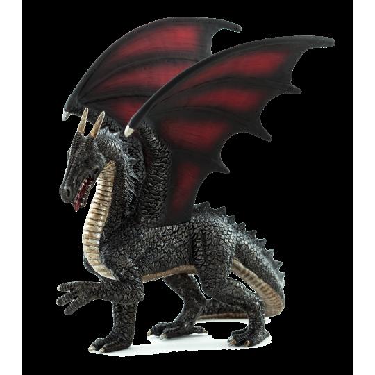 Mojo Animal Planet Oceľový drak