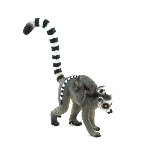 Mojo Animal Planet Lemur s mládětem