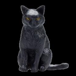 Mojo Animal Planet Mačka čierna sediaci