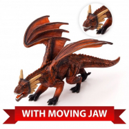 Mojo Animal Planet Ohnivý drak s hýbající se čelistí