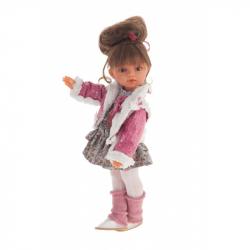Antonio Juan 25195 EMILY - realistická panenka s celovinylovým tělem - 33 cm
