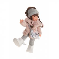 Antonio Juan 28120 BELLA - realistická panenka s celovinylovým tělem - 45 cm