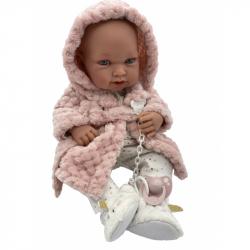 Antonio Juan 50153 LEA - realistická panenka miminko s celovinylovým tělem - 42 cm