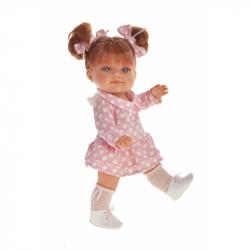 Antonio Juan 2270 FARITA - realistická panenka s celovinylovým tělem - 38 cm