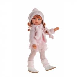 Antonio Juan 2585 EMILY - realistická panenka s celovinylovým tělem - 33 cm