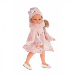 Antonio Juan 2589 EMILY - realistická panenka s celovinylovým tělem - 33 cm