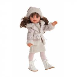 Antonio Juan 2592 EMILY - realistická panenka s celovinylovým tělem - 33 cm