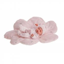 Antonio Juan 40183 LUNI - spící realistická panenka miminko s celovinylovým tělem - 26 cm