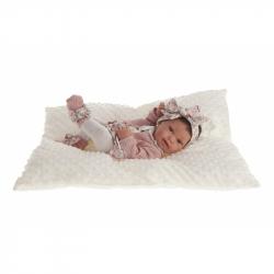 Antonio Juan 5036 PIPA - realistická panenka miminko s celovinylovým tělem - 42 cm