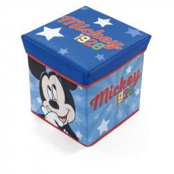 Úložný box na hračky Mickey s víkem