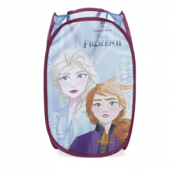 Dětský skládací koš na hračky Frozen