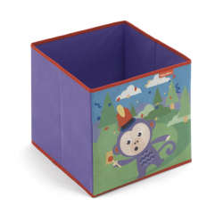 Úložný box na hračky Fisher Price - Opička