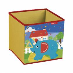 Úložný box na hračky Fisher Price - Slon