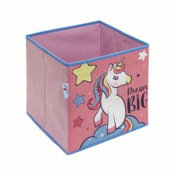 Úložný box na hračky Jednorožec