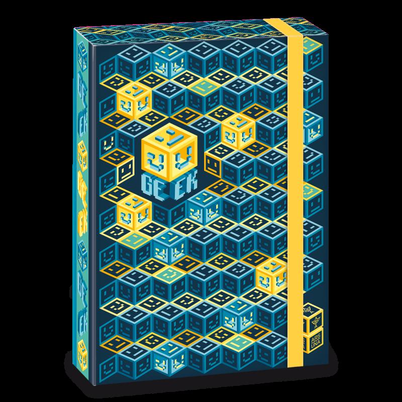 Box na sešity Geek A5