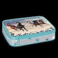Školní penál Morning Star koně