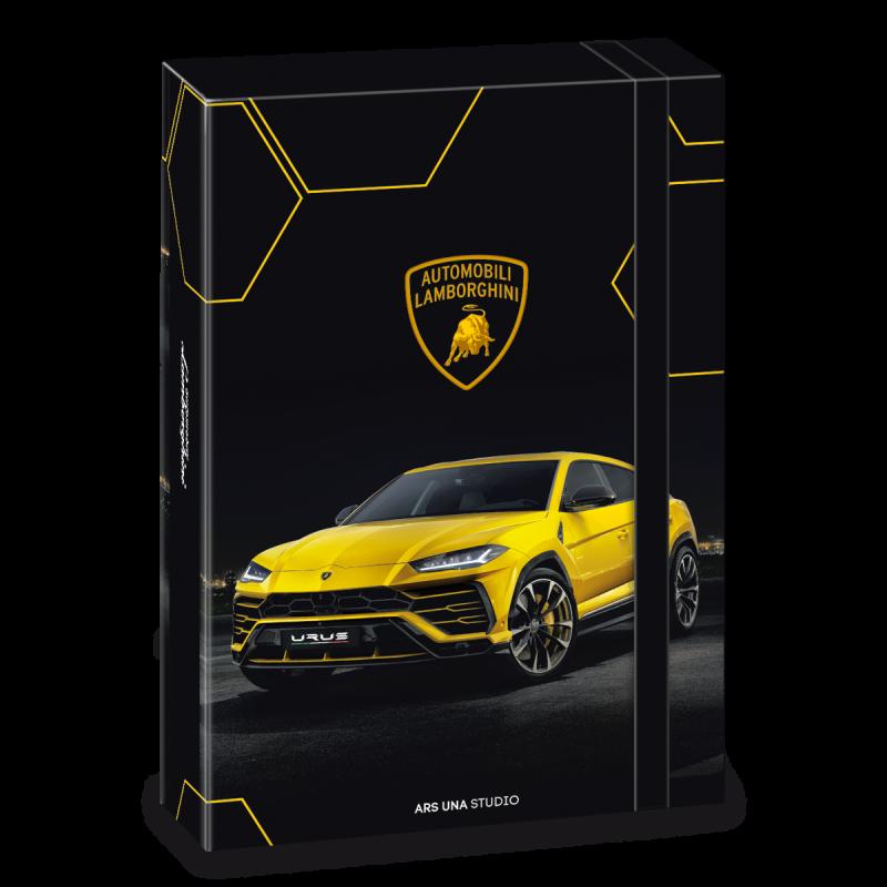 Box na zošity Lamborghini 19 A5