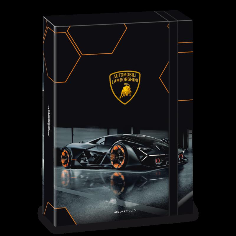 Box na zošity Lamborghini 19 A4