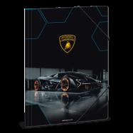 Teczki na zeszyty A4 Lamborghini 19