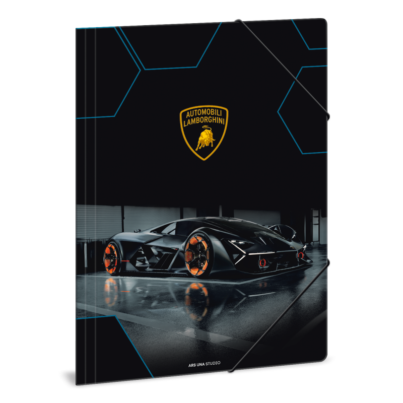 Zložka na zošity Lamborghini 19 A4