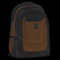 Studentský batoh Autonomy AU4 hnědý