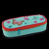 Školský peračník Motýľ oválny