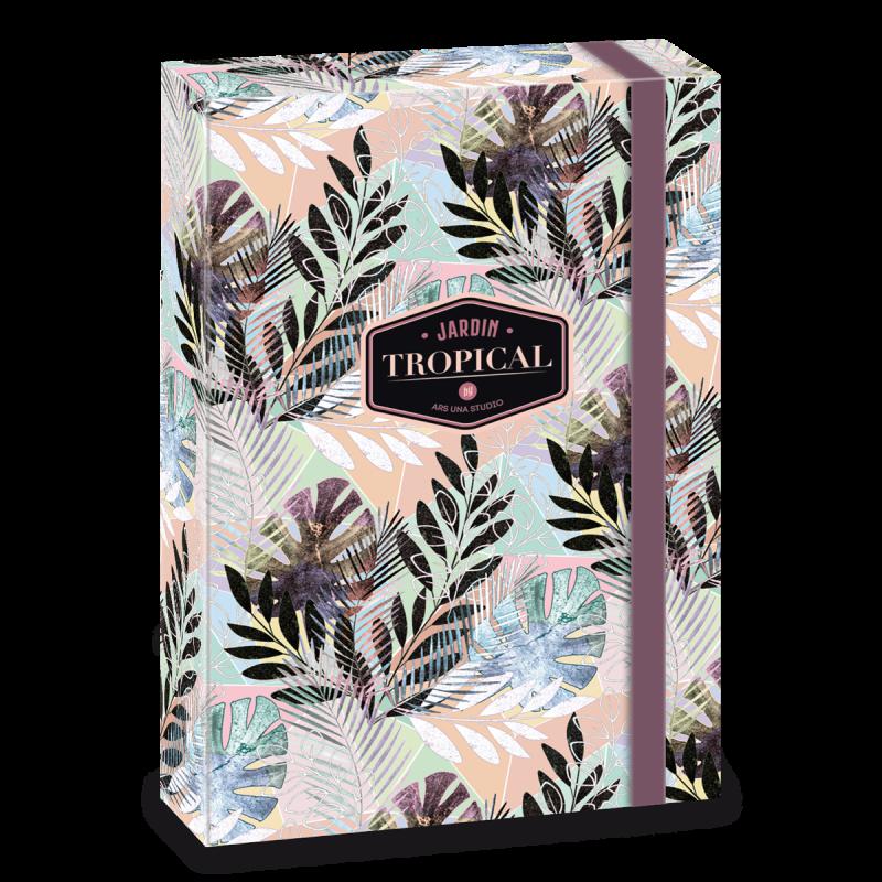 Box na sešity Leaf A4