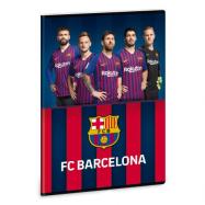 Zošit FC Barcelona stars 19 A4 linajkový