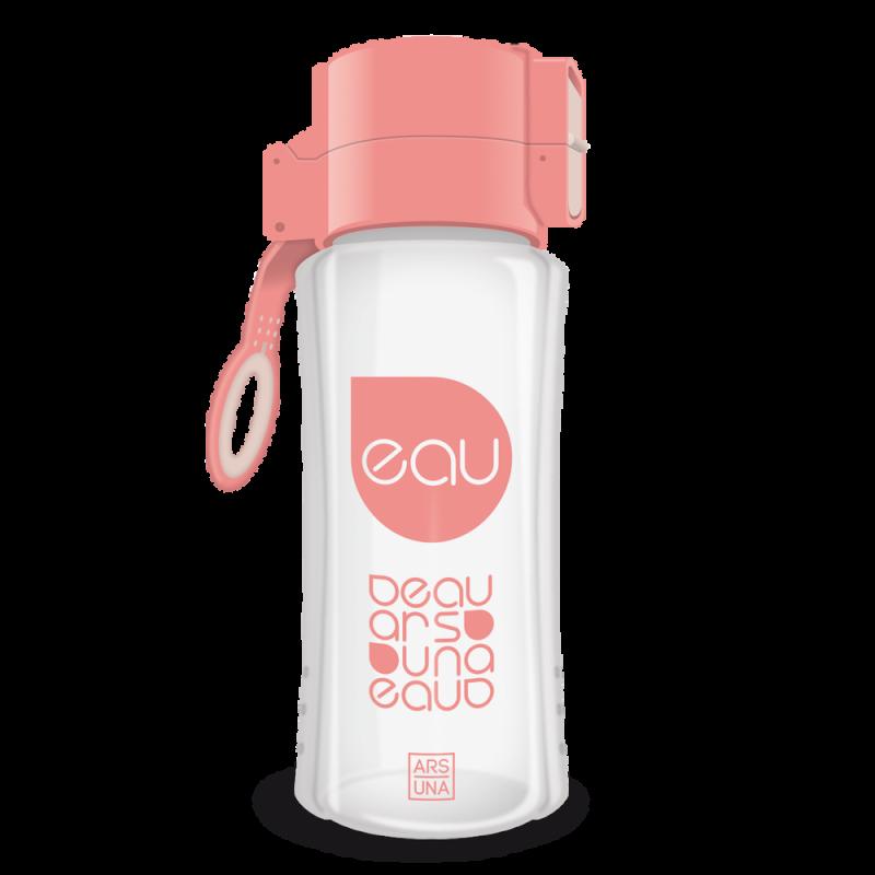 Fľaša Autonomy 20 ružová 450 ml