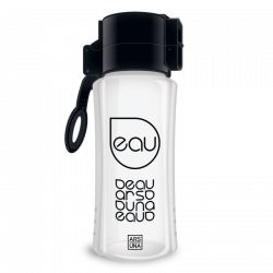 Láhev Autonomy 20 černá 450 ml