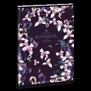 Ars Una Sešit Botanic orchidej A4