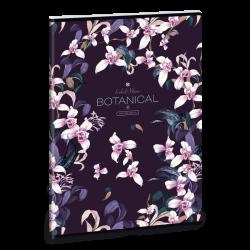Ars Una Zošit Botanic orchidea A4