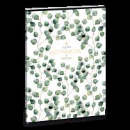 Ars Una Sešit Botanic listy A4
