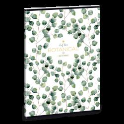 Ars Una Zošit Botanic listy A4