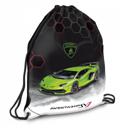 Sáček na přezůvky Lamborghini 20
