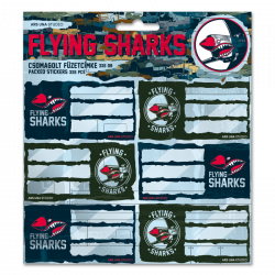 Ars Una Menovky na zošity Flying Sharks