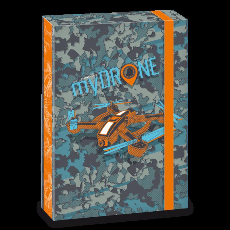 Box na zošity My Drone A4