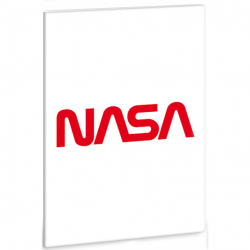 Ars Una Zošit NASA A4 title